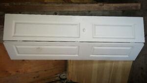 Bifold doors 29in total width
