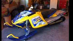 2007 Ski Doo Summit Sell or trade for 4x4 quad