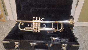 Used B&S 3137 Challenger Bb Trumpet