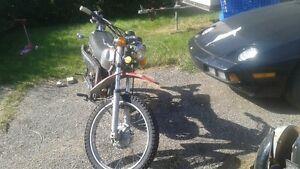 1974 Honda MT250 Elsinore