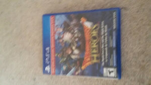 Trading Dragon Quest Heroes