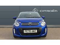 2020 Citroen C1 1.0 VTi 72 Feel 5dr Petrol Hatchback Hatchback Petrol Manual