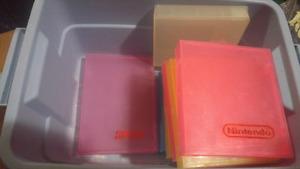 NES collectors cases