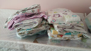 lot - swaddle blankets