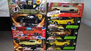 1:18 Diecast ERTL American Gone in 60 Seconds & Fast and Furious