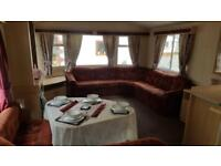 Static Caravan for sale Cumbria - Sited