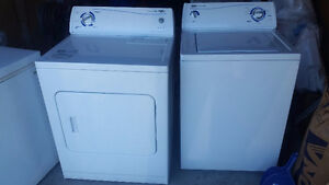 Matching Washer and Dryer for Sale