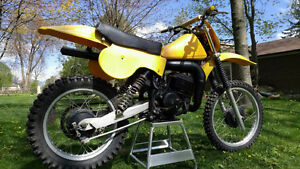 1979 Suzuki RM250 ***Trade Only for Vintage YZ or CR 250cc+