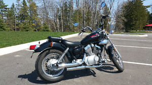 Yamaha Vstar 250 Low KM - Great Condition