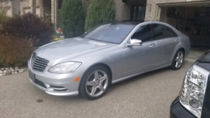 2011 Mercedes S550 4matic