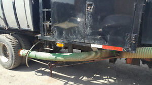 International Vac Truck ready to work! DT466! London Ontario image 8