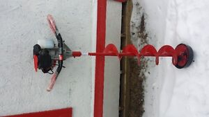 $300  8 inch ice auger