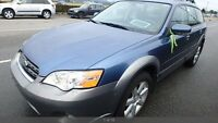 2007 Subaru Outback 2.5i Touring LOW Kms From BC