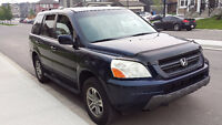 2004 Honda Pilot EXL SUV. Motivated to sell!!!!!