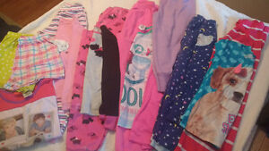 2 garbage bags of girls clothes size 10-14