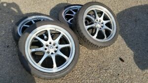 90 to 93 acura integra tire and rims