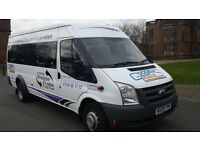 Minibus+Driver+Hire+Birmingham