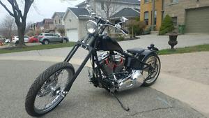 Custom Harley ||Bobber/Chopper||