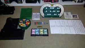 Wheel of Fortune Deluxe 1986 board game Kitchener / Waterloo Kitchener Area image 2