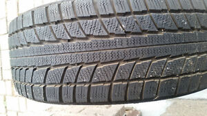 2 sets of winter tires Kitchener / Waterloo Kitchener Area image 7