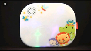 Fisher price soothe n play