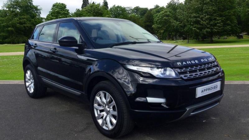 2014 Land Rover Range Rover Evoque Evoque SD4 Pure Tech Auto Automatic Diesel Es