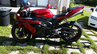 2004 Yamaha YZF R1 1000cc Sports Bike Motorcycle