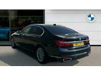 2017 BMW 7 Series 730d 4dr Auto Diesel Saloon Saloon Diesel Automatic