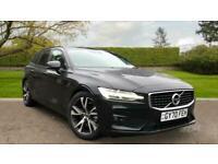 2020 Volvo V60 D3 R Design Plus Auto Nav Xen Automatic Diesel Estate