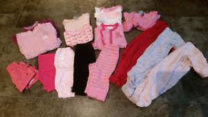 6 month clothing lot