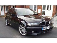 2005 BMW, 3 Series 320D M Sport 2.0 Diesel 150 BHP, 6 Speed, New Flywheel & Clutch Fitted96000 Miles