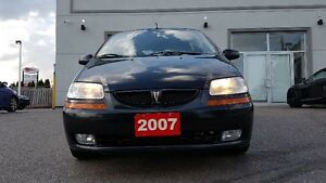 2007 Pontiac Wave SE Hatchback