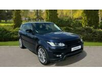 2017 Land Rover Range Rover Sport 3.0 V6 S/C HSE Dynamic Heated Auto Estate Petr