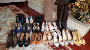 Assorted Shoes/Boots