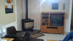 Two bedroom furnished all inclusive in New Sudbury