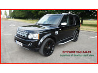 2011 Land Rover Discovery 4 3.0TDV6 242bhp 4X4 Auto HSE