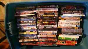 DVD Collection - 340 DVD's