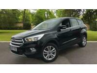 2017 Ford Kuga 1.5 EcoBoost 182 Zetec Automatic Petrol MPV
