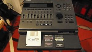 Roland MV30 and Pedals