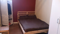 Chambre tout inclus métro de Snowdon all furnished room D2