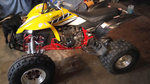 Yamaha yfz450 sell or trade