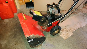 5 hp Noma snow blower needs parts