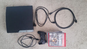 Sale of PS3 with 8 games