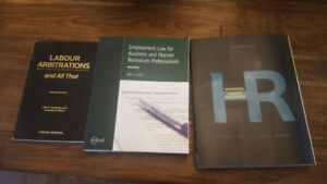 Human Resources Course Books