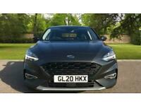 2020 Ford Focus 1.0 EcoBoost Hybrid mHEV 125 A Manual Petrol Hatchback