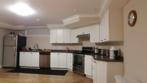 2 Bedroom Excutive Basement apt $1650 all inclusive Ava Feb 1st