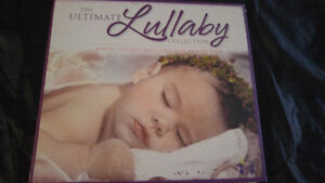 Lullaby Cd and memory book