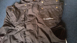 Polaris snowmobile pants -Large - heavy duty and warm (like new) London Ontario image 5
