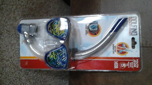 Youth Snorkel and Mask Set