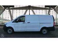 2018 Mercedes-Benz Vito 111 Van Long Panel Van Diesel Manual